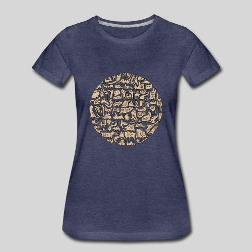 little creatures - Frauen Premium T-Shirt