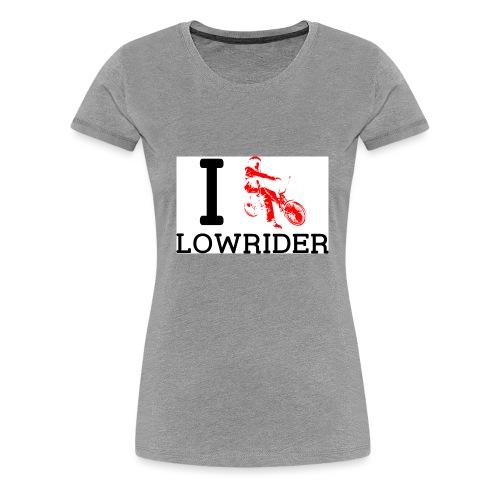 ilowrider - T-shirt Premium Femme