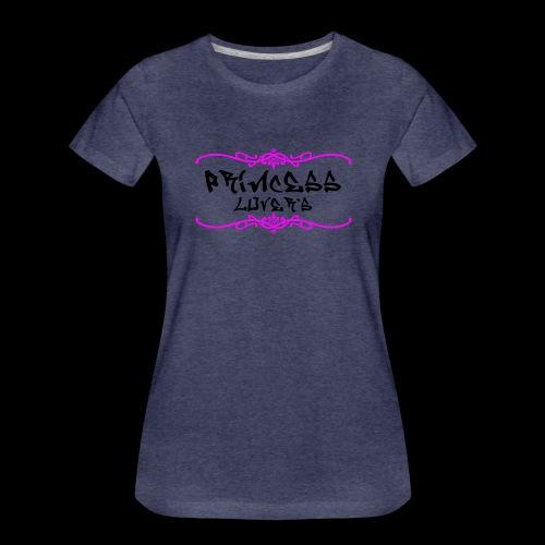 princesse lover's - T-shirt Premium Femme