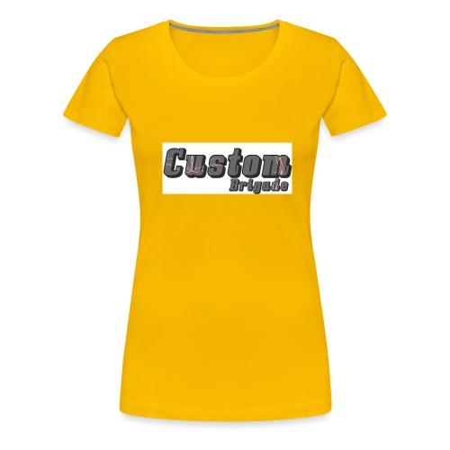 pinstripcb - T-shirt Premium Femme