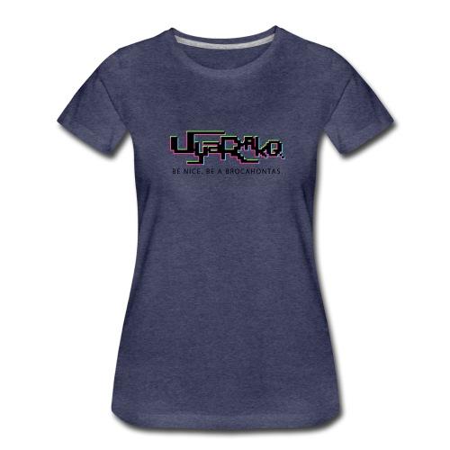 Brocahontas - Women's Premium T-Shirt