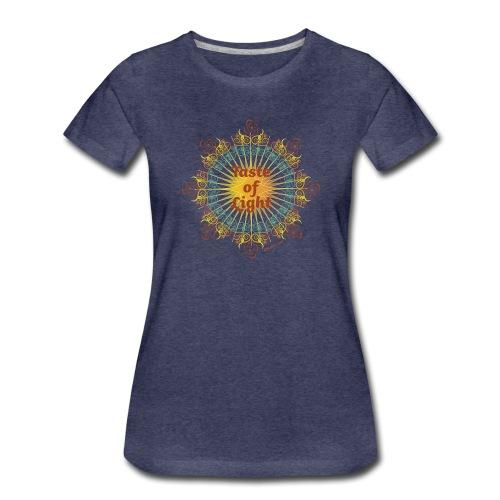 Kiwaneo - Taste of Light - Frauen Premium T-Shirt