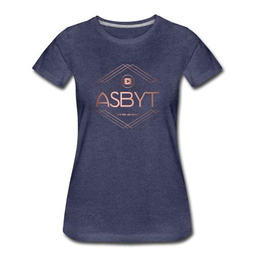 color logo transparent - Women's Premium T-Shirt