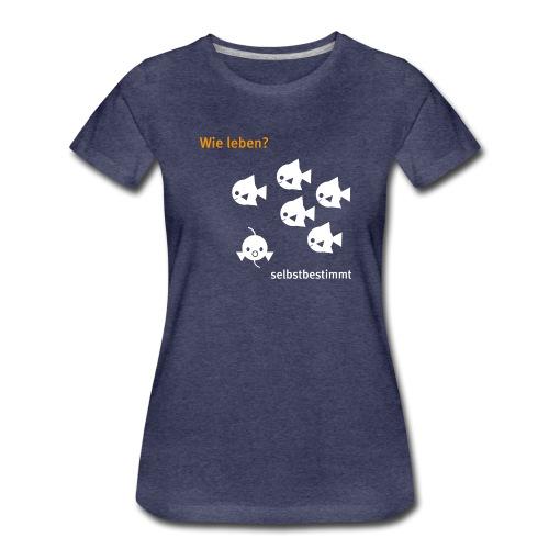 cucu - Fische - Frauen Premium T-Shirt