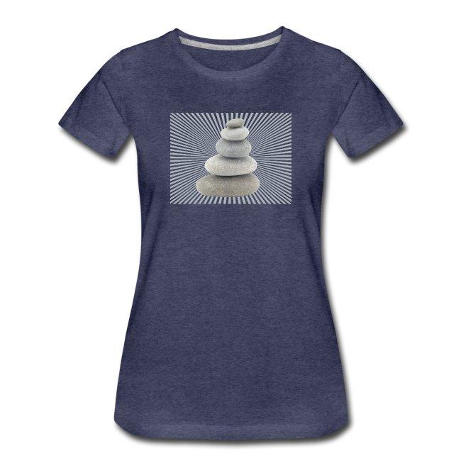 Steinpyramide Zen Balance