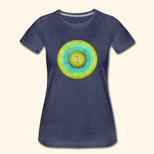 kiwi🥝🥝🥝 - Vrouwen Premium T-shirt