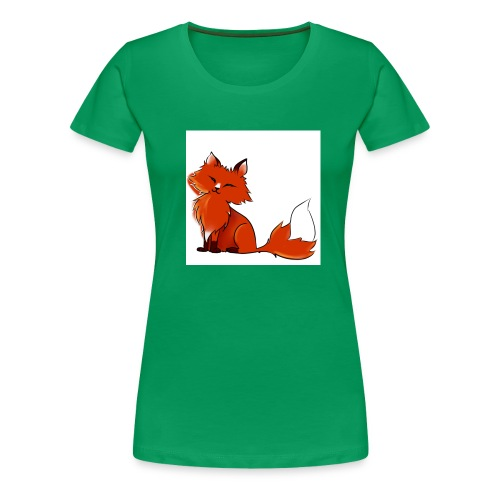 Petit renard - T-shirt Premium Femme