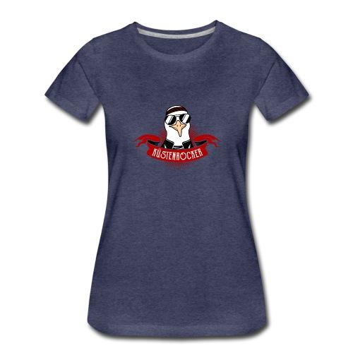 Küstenrocker - Frauen Premium T-Shirt