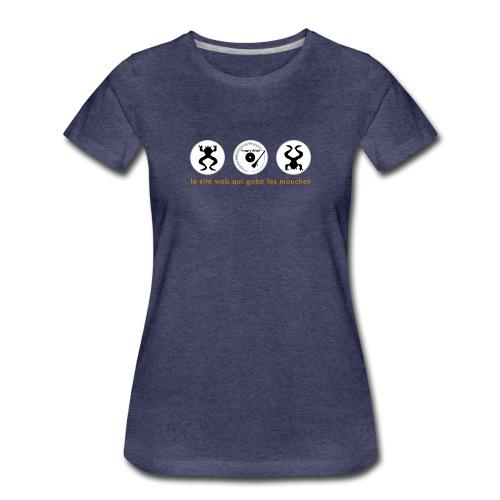 tshirt3 - T-shirt Premium Femme