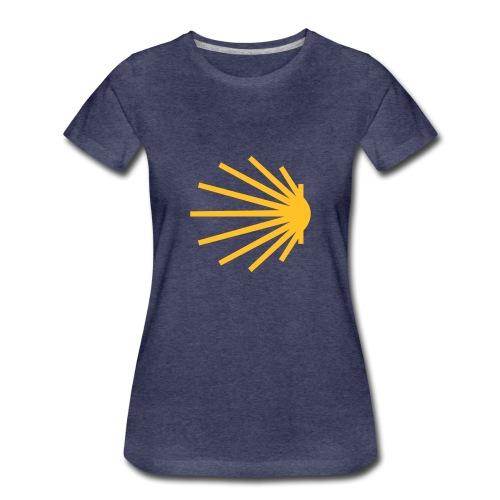 jakobsmuschel klassisch - Frauen Premium T-Shirt