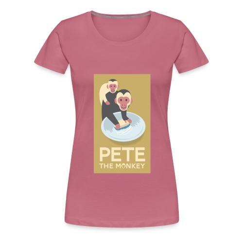 pete - Women's Premium T-Shirt