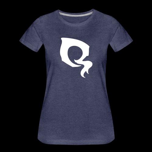 ᐚ ᗕ ᔹ ᖼ ᐻ Ż ____Logo by 5YN7H - T-shirt Premium Femme