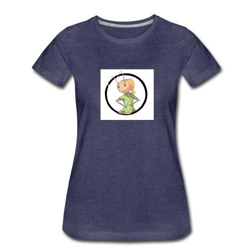 aleksafb03 kopie - Frauen Premium T-Shirt