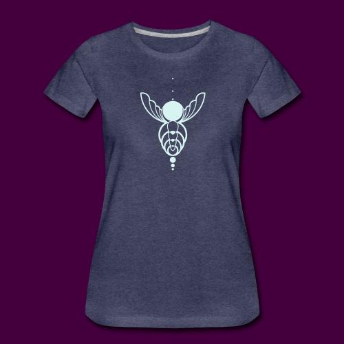Cropcircle - Kornkreis Milkhill - Frauen Premium T-Shirt