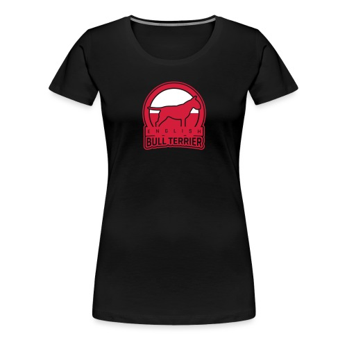 BULL TERRIER Poland POLSKA - Frauen Premium T-Shirt