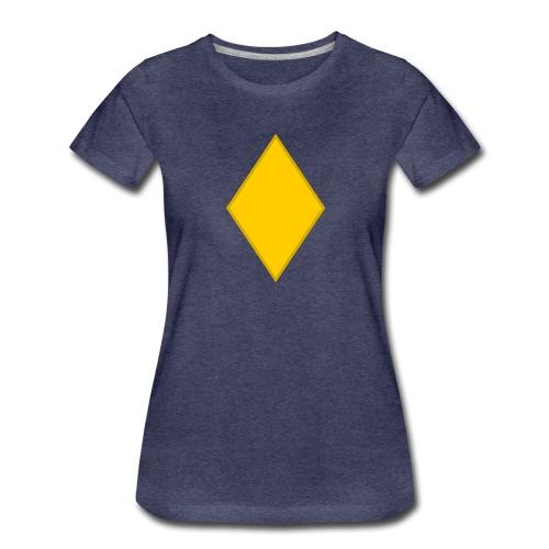 Upseerioppilas - Naisten premium t-paita