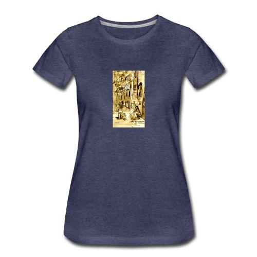 1 arco dei cappellari - Maglietta Premium da donna
