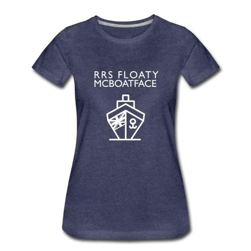 Floaty McBoatface tee - Women's Premium T-Shirt