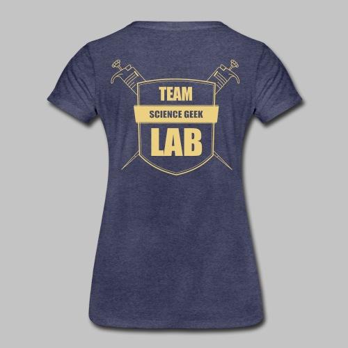 lab team - Women's Premium T-Shirt