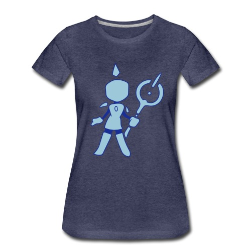 Mhyra - Ready - Women's Premium T-Shirt