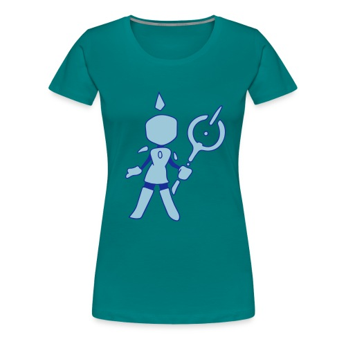 Mhyra - Ready - Women's Premium T-Shirt