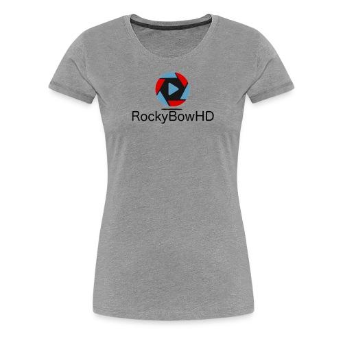 RockyBowHD - Frauen Premium T-Shirt
