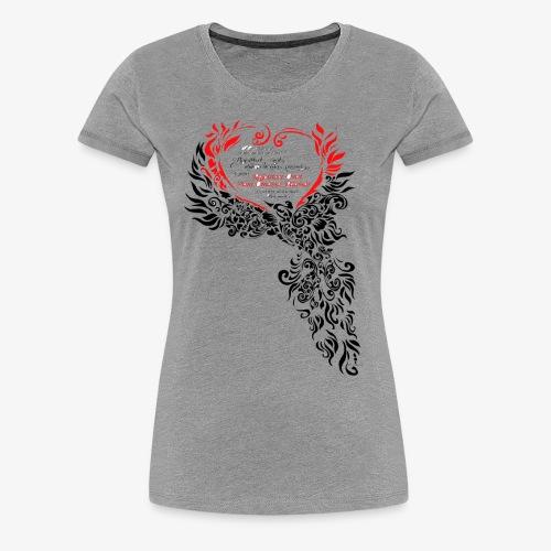 Fenix - Naisten premium t-paita