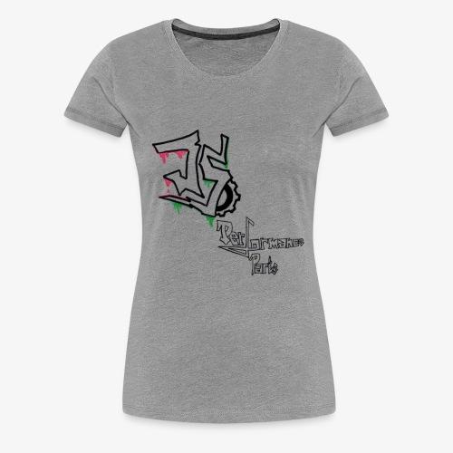 JS Performance-Parts Logo Shirt - Frauen Premium T-Shirt