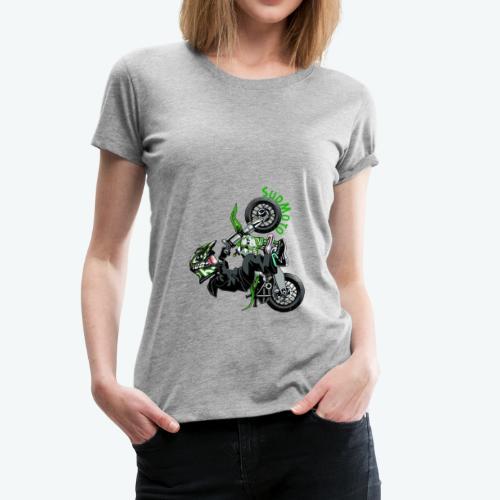 Logo SudMoto - T-shirt Premium Femme