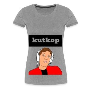 cartoon shirt/KutKopYT - Vrouwen Premium T-shirt