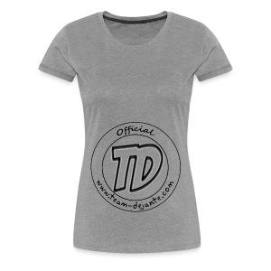 Official logo TD - T-shirt Premium Femme