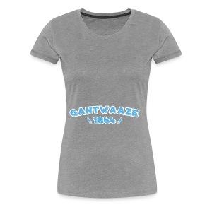 Gantwaaze 1864 - Vrouwen Premium T-shirt