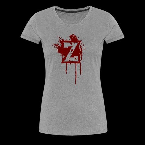 SZ - T-shirt Premium Femme