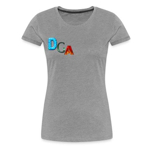 DGA - T-shirt Premium Femme