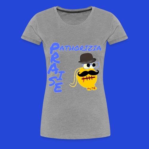 PraisePathorizia - Maglietta Premium da donna
