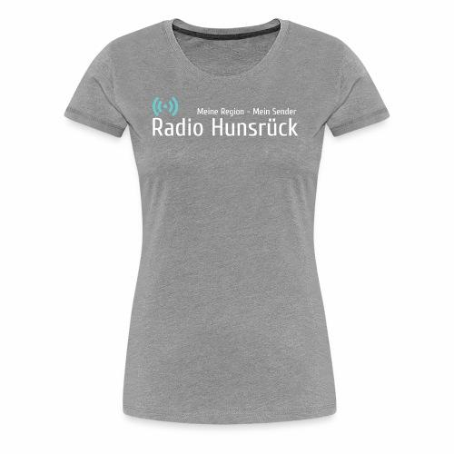 Radio Hunsrück - Frauen Premium T-Shirt