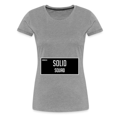 Dammusic - Vrouwen Premium T-shirt