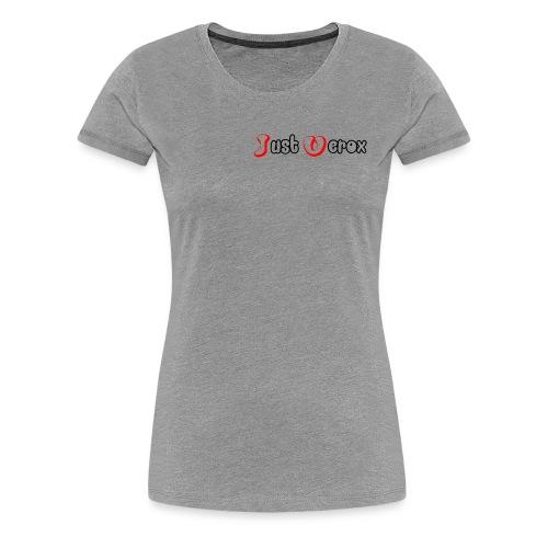 JustVerox - Frauen Premium T-Shirt