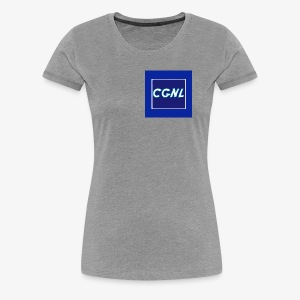 CaveGamerNL - Vrouwen Premium T-shirt