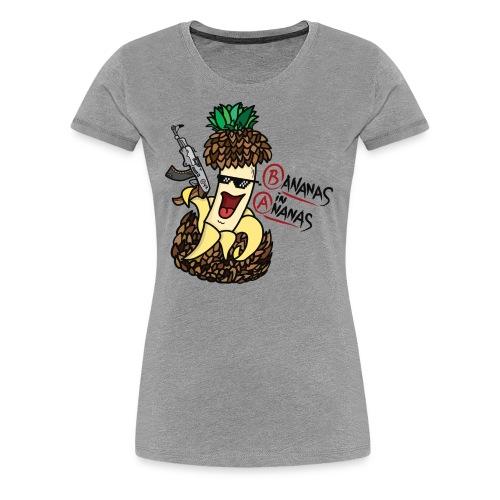 BiA - Women's Premium T-Shirt