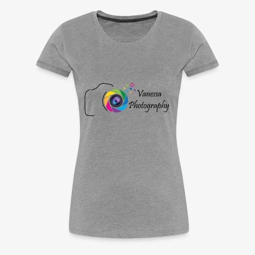 Vanessa Photography - T-shirt Premium Femme