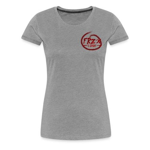 FRZ'X E-Sport - T-shirt Premium Femme