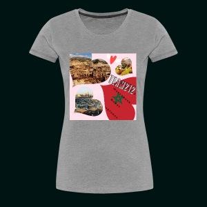 Team212 - Premium-T-shirt dam