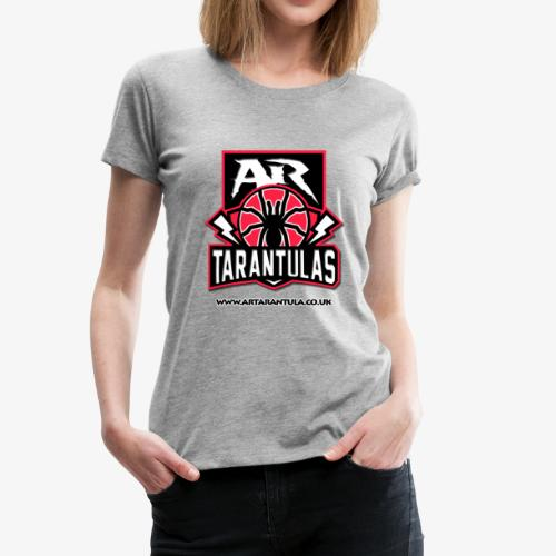 Original AR Tarantula logo - Women's Premium T-Shirt
