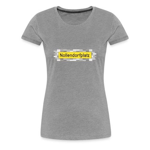 Nollendorfplatz - Women's Premium T-Shirt
