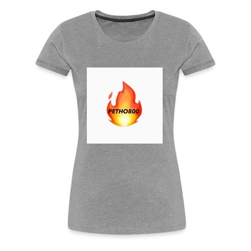 PETHO800 - Women's Premium T-Shirt