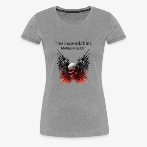 The Expendables Mutligaming Clan - Frauen Premium T-Shirt