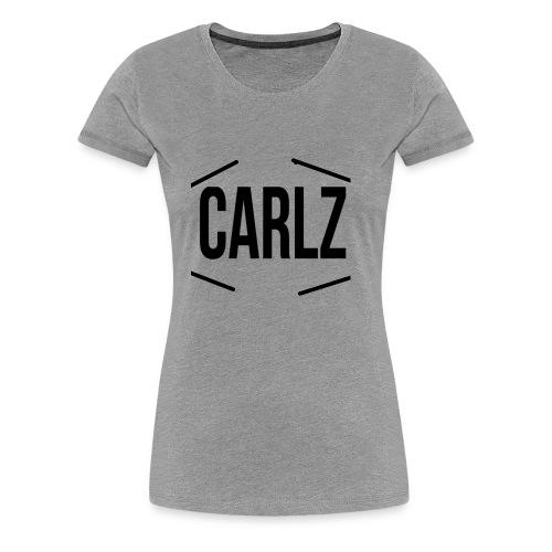 Carlz merch - Women's Premium T-Shirt