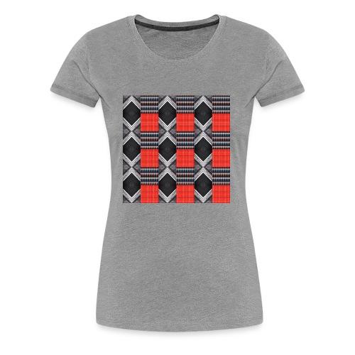 Puzzle - T-shirt Premium Femme