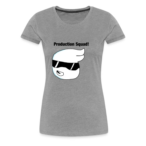 Production Squad - Women's Premium T-Shirt